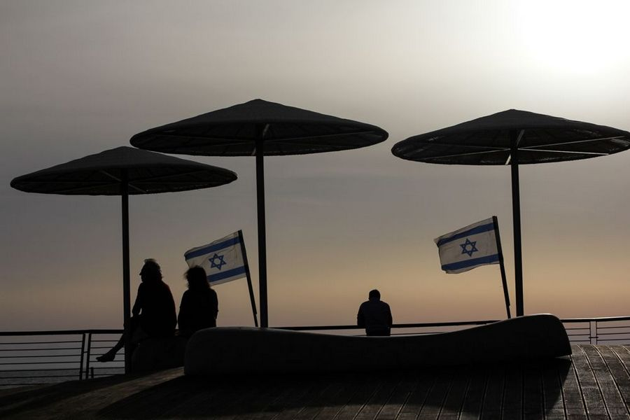 Welcome to the Middle East: Israel
