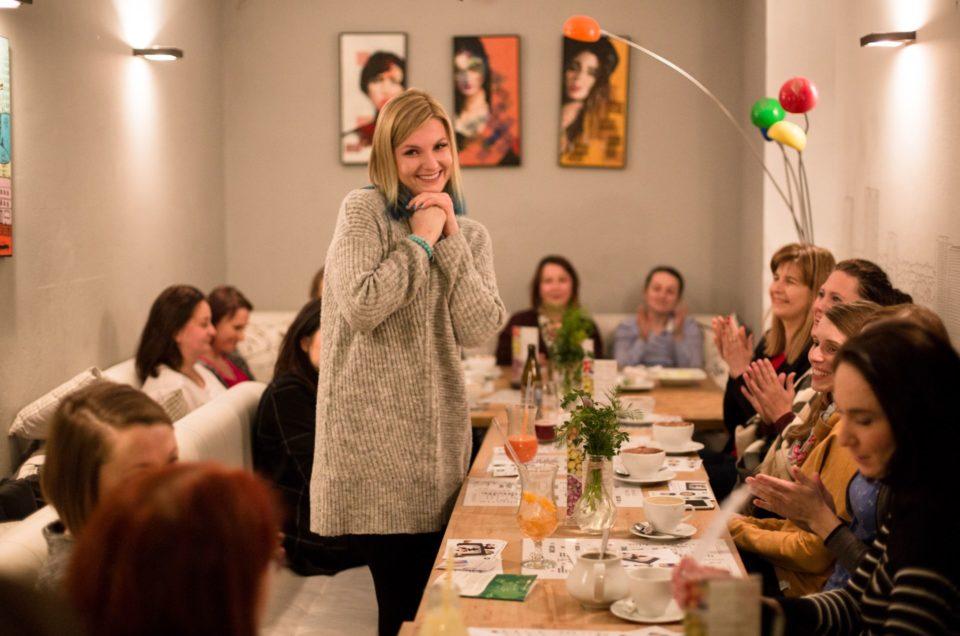 Jesteśmy interaktywne – Spotkanie z Olą Gościniak