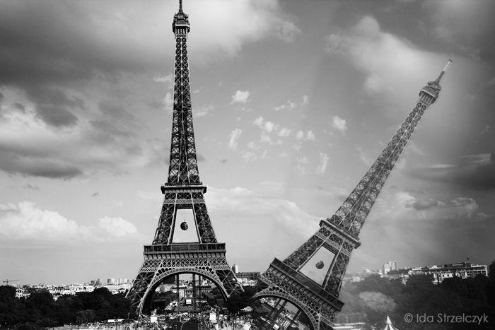 Zdjęcia z Paryża - Ida Strzelczyk
