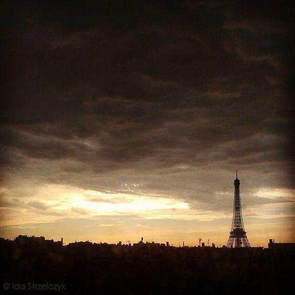 Fotografie z Paryża - Ida Strzelczyk
