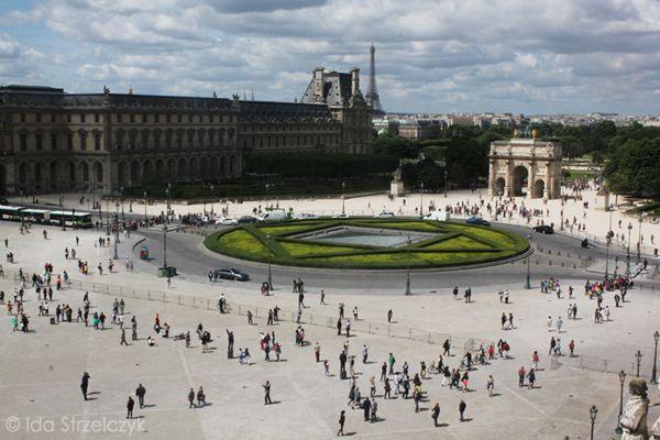 Paryż w kolorze