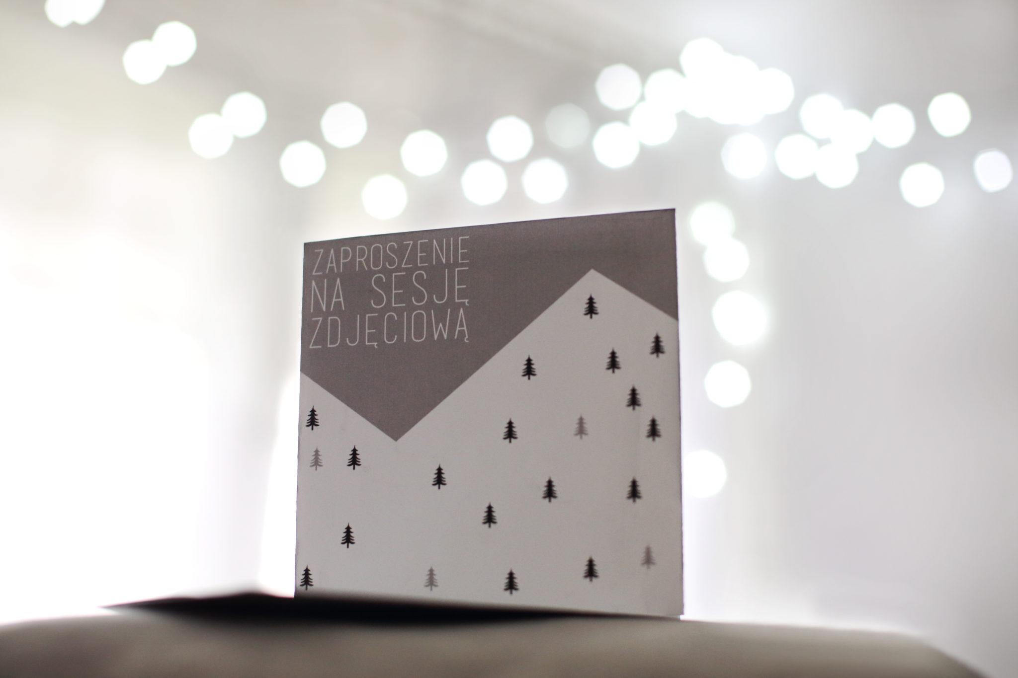 Sesja zdjęciowa na prezent Warszawa